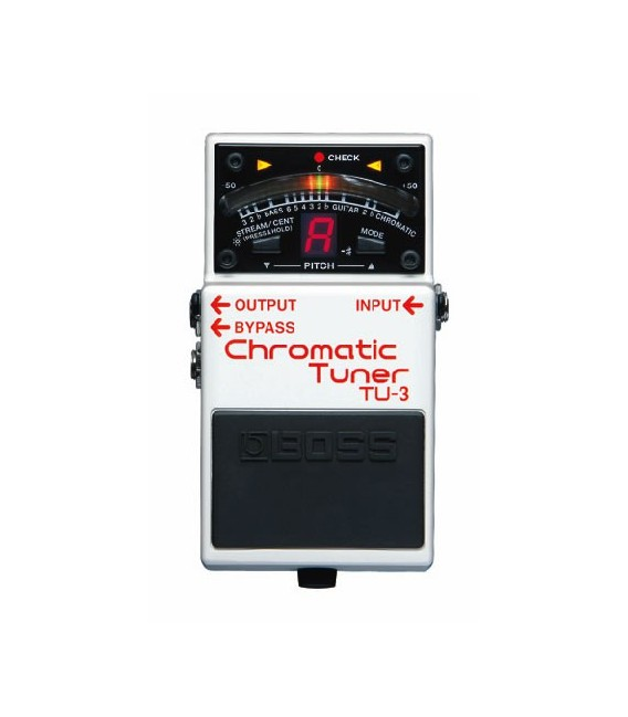 Pedal Boss TU-3 Chromatic Tuner