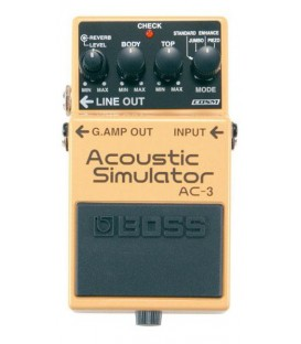 Pedal Boss AC-3 Acoustic Simulator