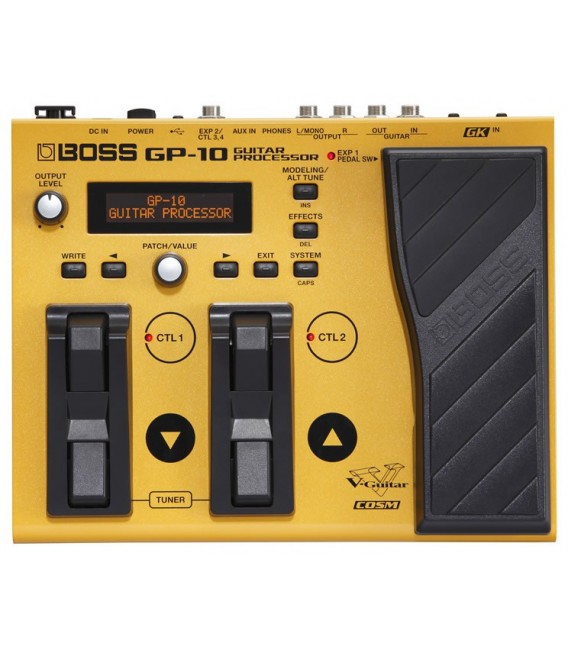 Boss GP-10GK guitar processor