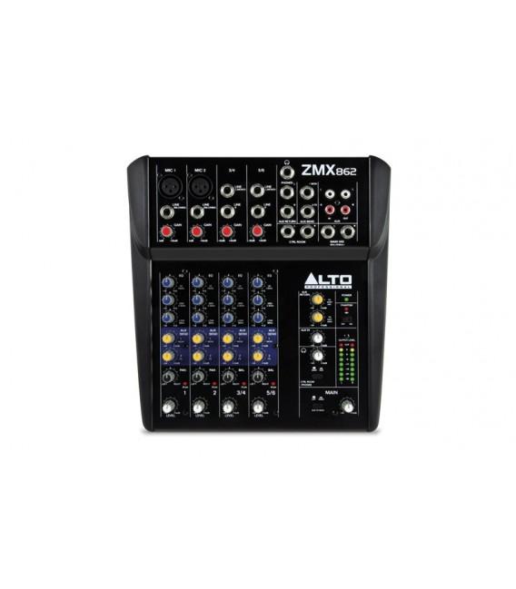 Mezclador Alto ZMX862