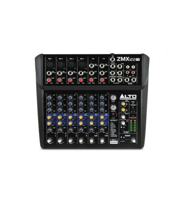 Mezclador Alto ZMX122FX