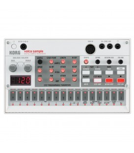 Sampler secuenciador Korg Volca Sample