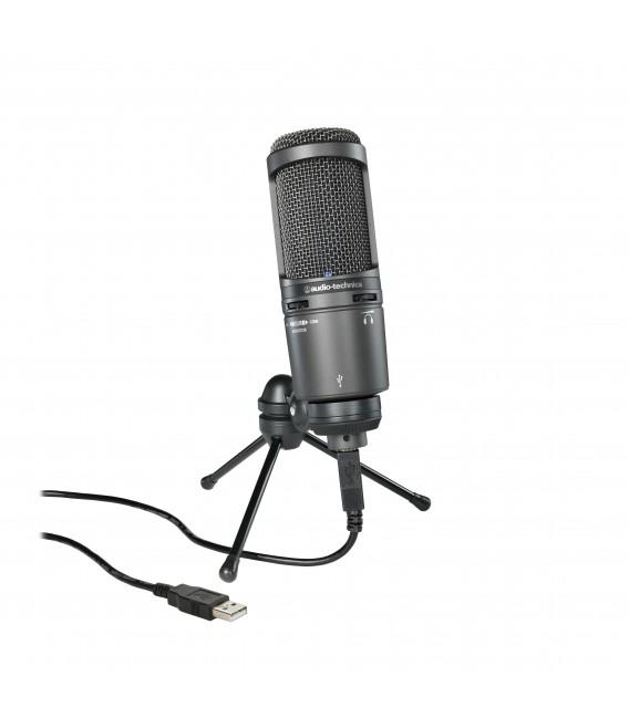 Audio-Technica AT2020 USB+ condenser microphone