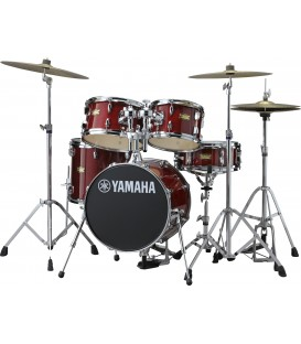 Yamaha Manu Katché Junior Kit JK6F5 CR drum set hardware incl.