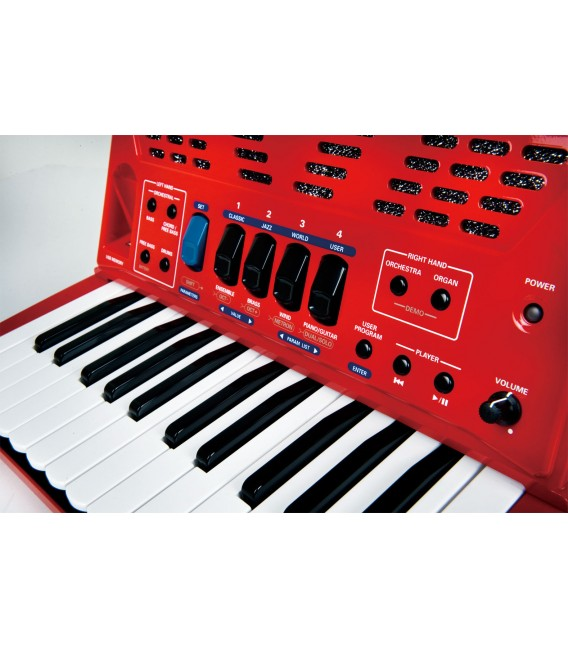 Roland V-Accordion FR-1x Red