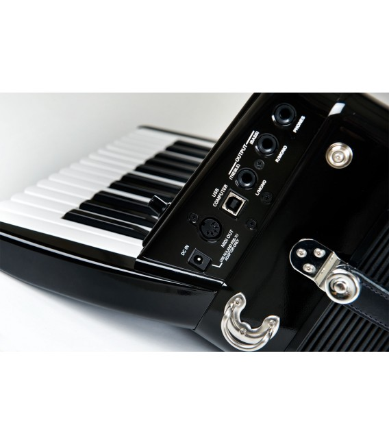 Acordeón Roland V-Accordion FR-1x Black