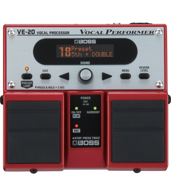 Roland VE-20 vocal proccesor