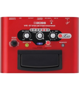 Armonizador vocal Boss VE-2