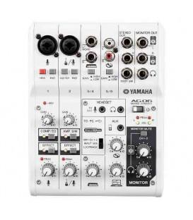 Yamaha AG06 USB 2.0 Mixer