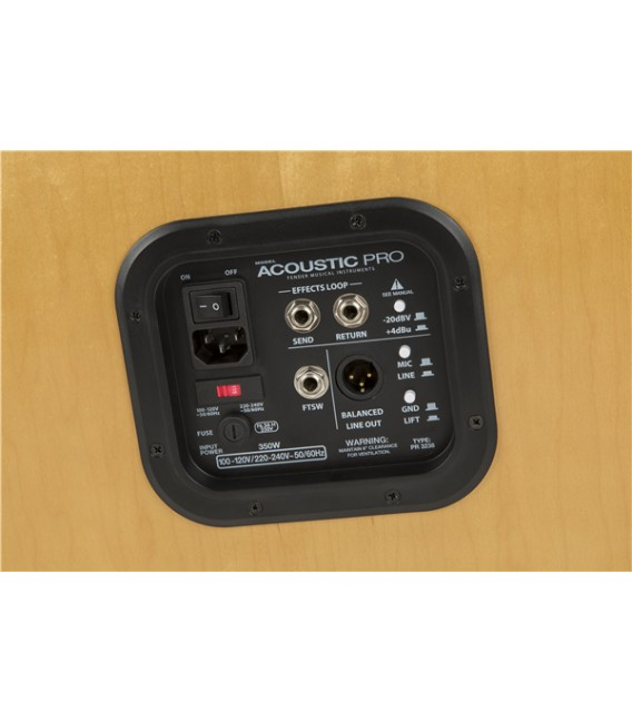 FENDER ACOUSTIC PRO Amplifier