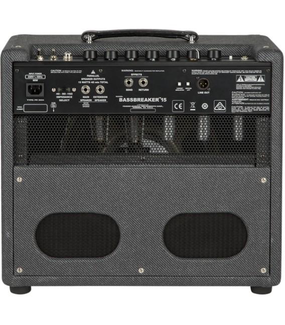Amplificador Fender Bassbreaker 15