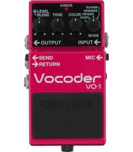 Pedal Boss VO-1 Vocoder