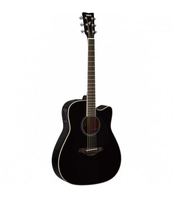Electroacústica Yamaha FGX820C BL