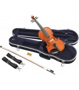 Violín Yamaha V3SKA 4/4 con accesorios