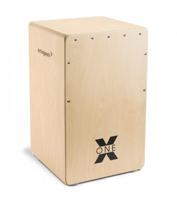Cajón Schlagwerk CP101 X-One Nature