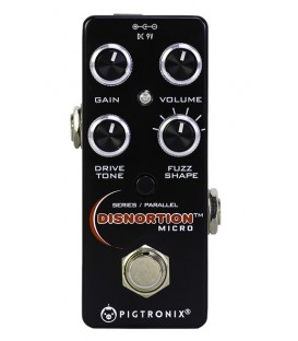 Pigtronix Disnortion Micro Fuzz & Overdrive