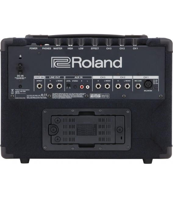Roland KC-200 amplifier
