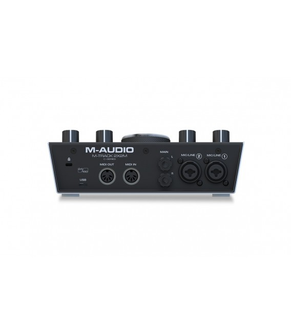 Interface Audio/MIDI M-Audio M-Track 2X2M