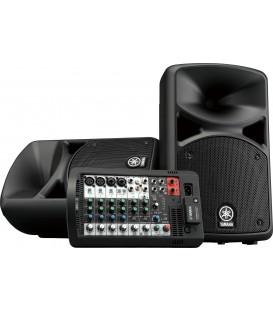 Sistema compacto Yamaha StagePas-400BT