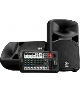 Sistema Compacto Yamaha StagePas-600BT
