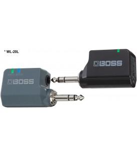 Sistema inalámbrico Boss WL-20L