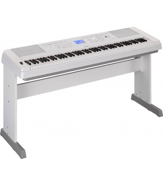 Piano digital Yamaha DGX660B
