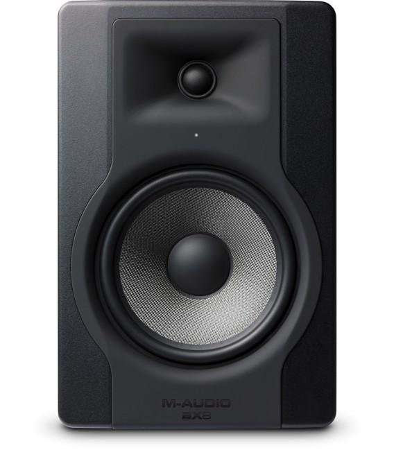 Bafle amplificado de estudio M-Audio BX8 D3