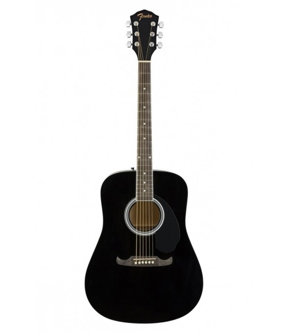 Fender FA-125 Dreadnought BK