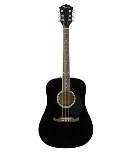 Fender FA-125 BK Acoustic guitar
