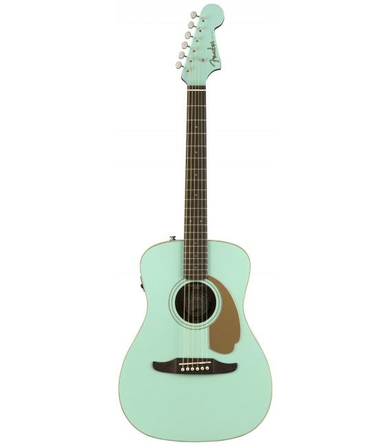 Electroacústica Fender Malibu Player Aqua Splash