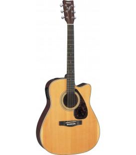 Yamaha FX370C NT electro acoustic guitar