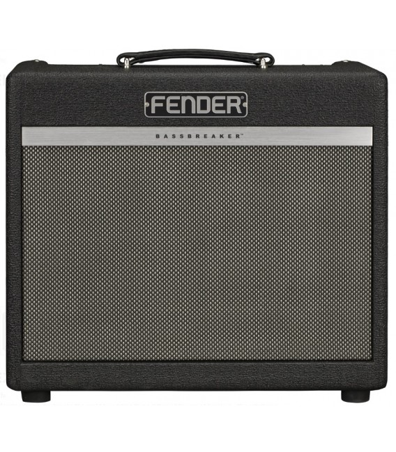 Amplificador Fender Bassbreaker 15 Midnight Oil