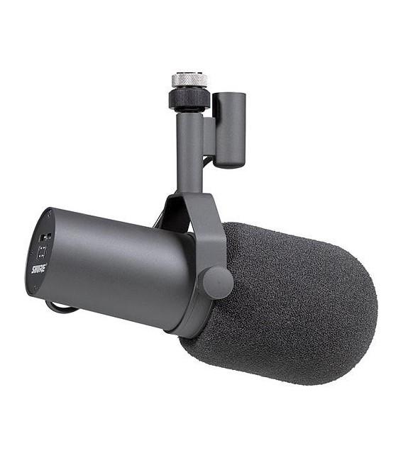 Micrófono dinámico Shure SM7B