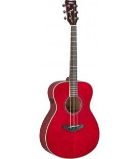 Electroacústica Yamaha Transacoustic FS-TA RUBY RED
