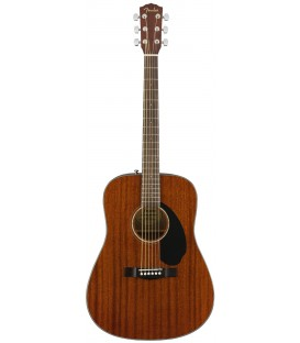 Fender CD60 mahogany acoustic guitar