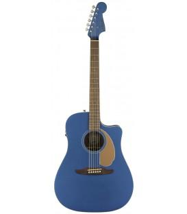 Electroacústica Fender Redondo Player Belmont Blue