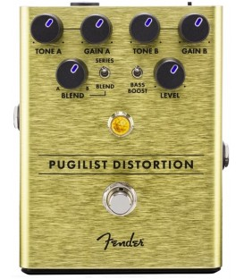 Pedal Fender Pugilist Distortion