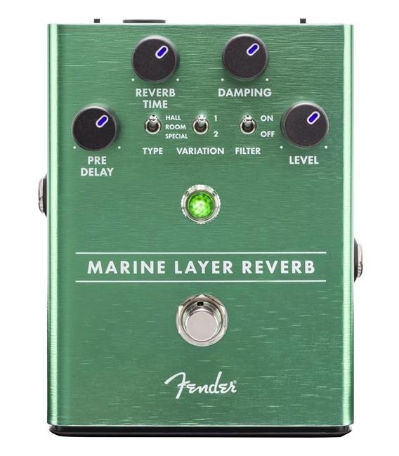Pedal Fender Marine Layer Reverb