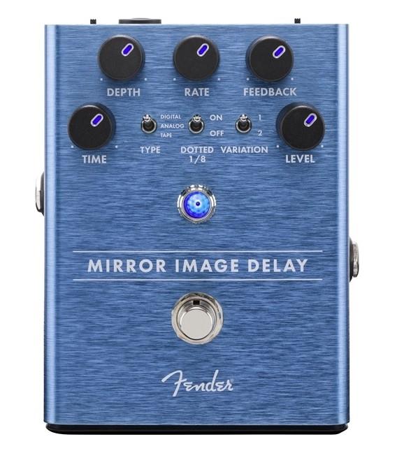 Pedal Fender Mirror Image Delay