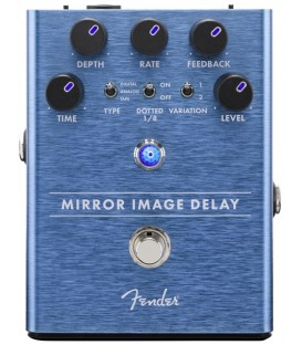 Pedal Fender Mirror Image Delay