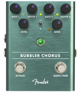 Pedal Fender Bubbler Analog Chorus