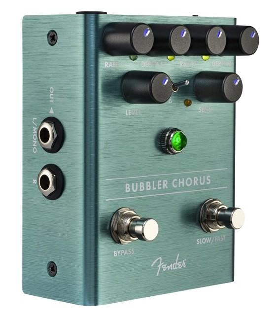 Pedal Fender Bubbler Analog Chorus