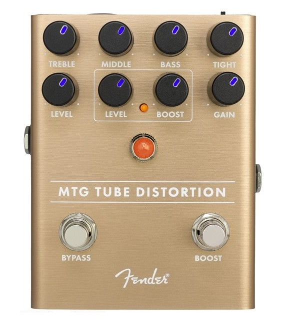 Pedal Fender MTG Distortion