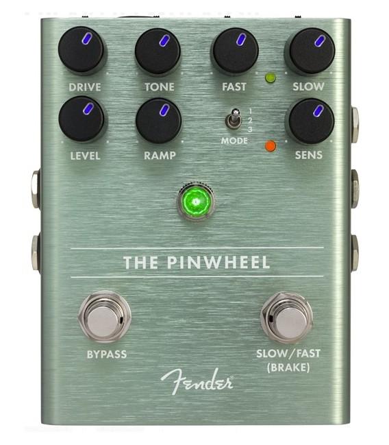 Fender Pinwheel Rotary Speaker Emulator Pedal
