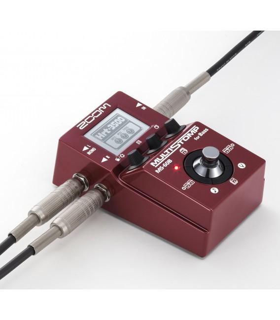 Zoom MS60B multistomp pedal