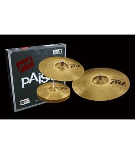 Set de platos Paiste PST3 Universal Set