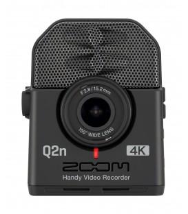 Grabadora de video Zoom Q2n-4K