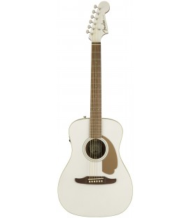 Electroacústica Fender Malibu Player Artic Gold