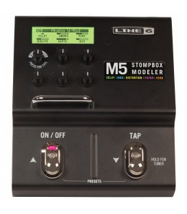 Pedal stompbox Line 6 M5