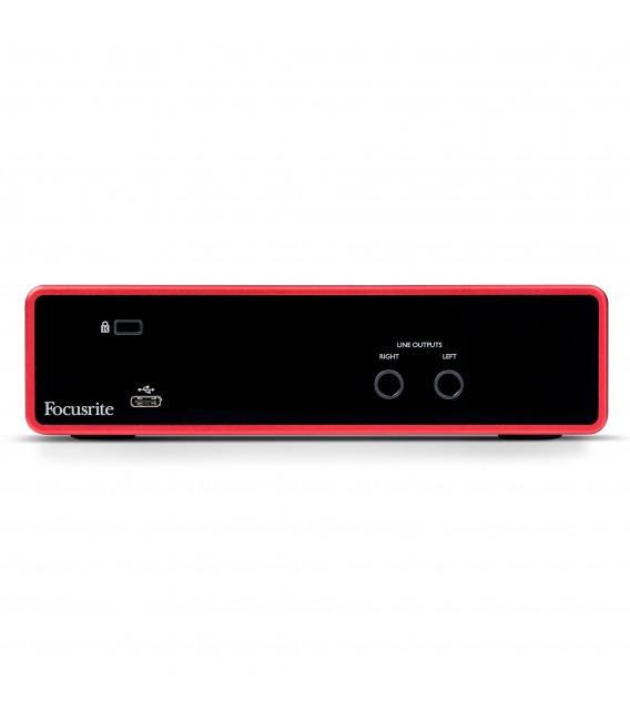 Focusrite Scarlett 2i2 3rd Gen audio interface